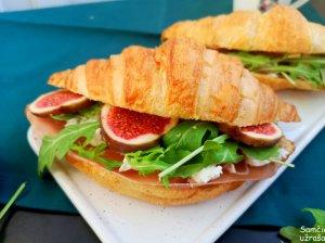 Pusryčių sumuštiniai su figomis