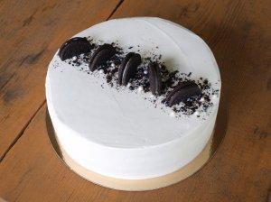Oreo sausainių tortas su maskarpone