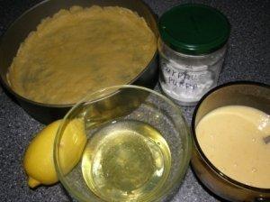 Saldus citrininis pyragas
