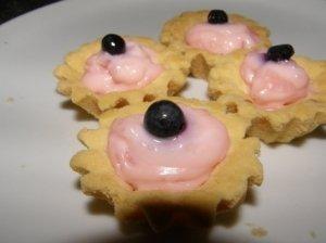 Pyragėliai su pudingu