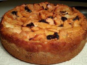 Transilvanijos obuolių pyragas