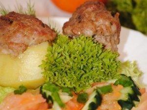 Mėsos grybukai