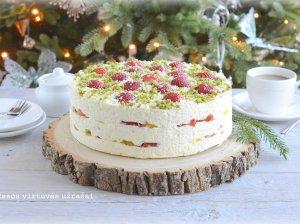 """Smaragdo"" tortas su jogurto kremu"