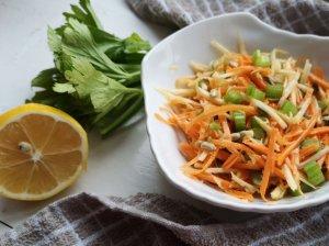 Gaivios salierų salotos