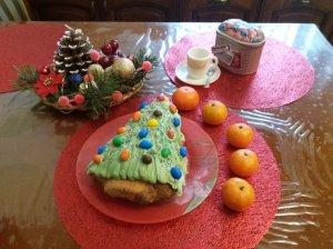 """Pyragas """"Kalėdinė eglė"""""""