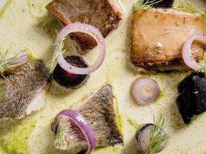 Ežero žuvų žuvienė