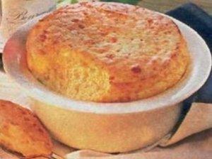 Prancūžiška sūrio suflė
