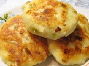Bulvių kotletai II