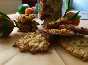 Greiti riešutų sausainiai