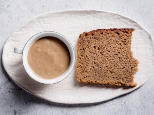 Juodos duonos padažas