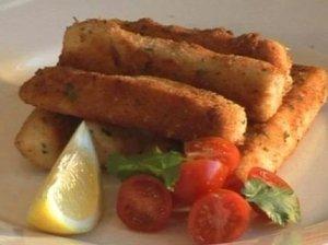 Pikantiški žuvies piršteliai