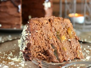 """Šokoladinis tortas su maskarpone """"Giriradžas"""""""