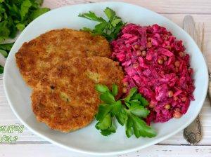 Maltos mėsos ir bulvių kepsneliai