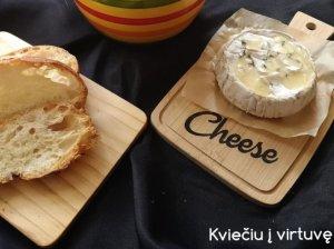 """Keptas """"Camembert"""" sūris"""