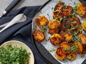 Burnoje tirpstančios bulvytės