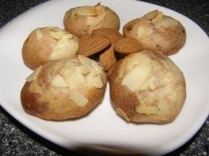Migdoliniai sausainiai