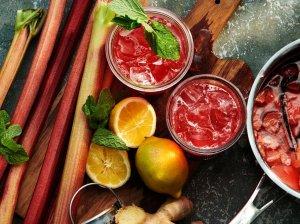 Rabarbarų limonadas