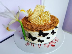 Klasikinis medaus tortas