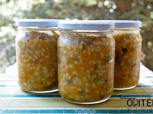 Agurkinė perlinių kruopų sriuba žiemai