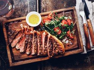 Tobulas jautienos steikas