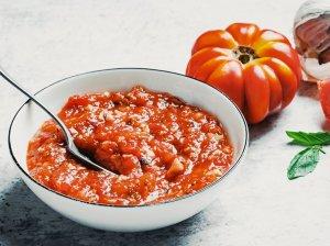"""Naminis pomidorų padažas """"Marinara"""""""