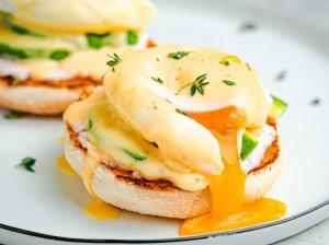 Benedikto kiaušiniai lengvai ir greitai