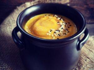 Kvapni trinta morkų sriuba