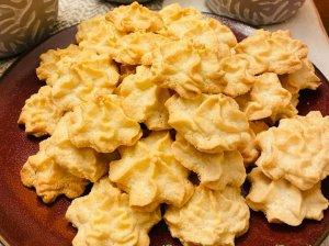 Itališki sausainiai be kvietinių miltų