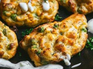 Bulvių ir daržovių kepsneliai orkaitėje