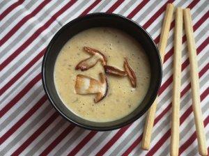 Perlinių kruopų sriuba su grybais