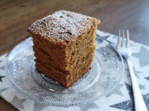 Medaus pyragas su prieskoniais