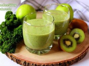 Žaliasis jogurto kokteilis