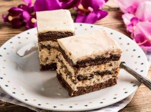 Šokoladinis tortas su kavos kremu
