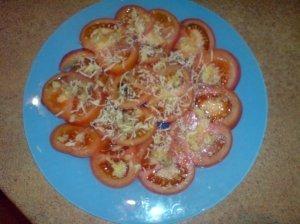 Pomidorai su medumi
