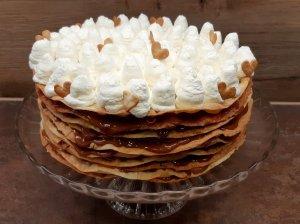 Karamelinis tortas