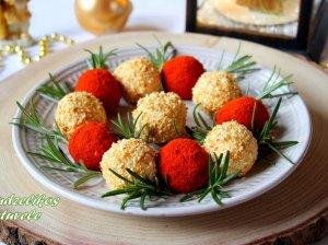 Šventiniai sūrio kamuoliukai
