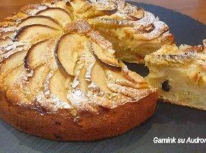 Jogurtinis obuolių pyragas