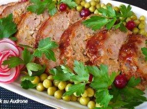 Maltos mėsos Zuikis su daržovėmis