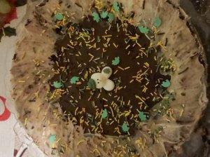 Greitas ir labai paprastas šokoladinis pyragas