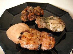 Vištienos kepsneliai saldžiame čili marinate ant grilio