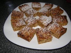 Obuolių pyragas pagal mano mamą