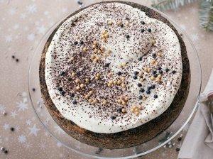 Šventinis aguonų pyragas