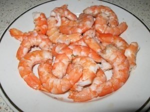 Virtos krevetės
