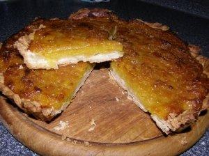 Pyragas su moliūgais ir morkomis