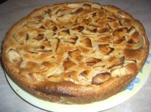 Rugiliuxo Obuolių Pyragas