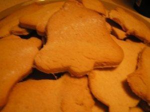 Sausainiai su kardamonu