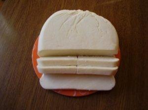 Naminis plikytas sūris