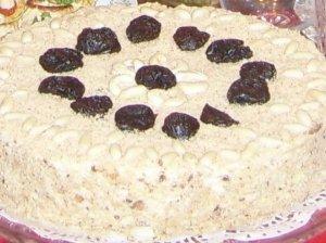 """Močiutės """"Napoleono"""" tortas"""
