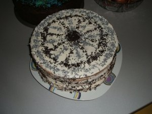 Kondensuoto pieno tortas