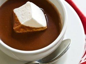 Tikras karštas šokoladas